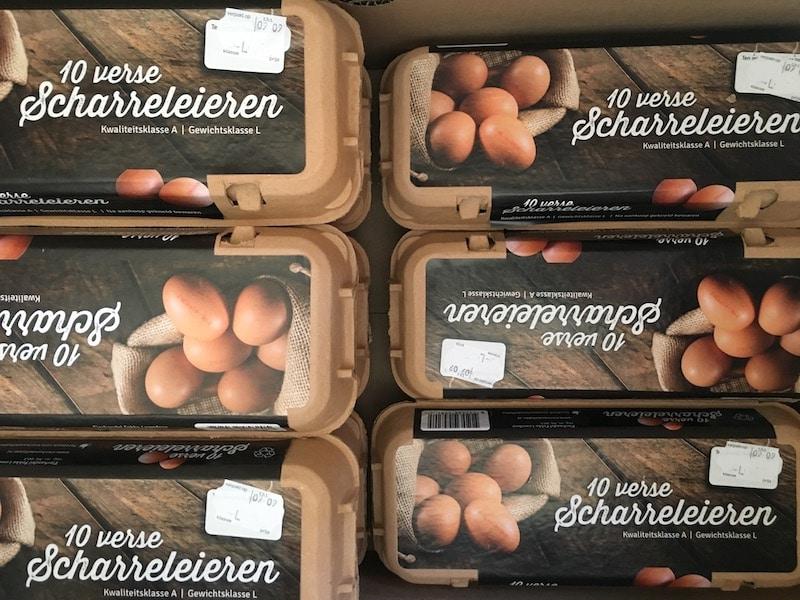 Wist u dat…. U eieren het beste in de koeling kunt bewaren?